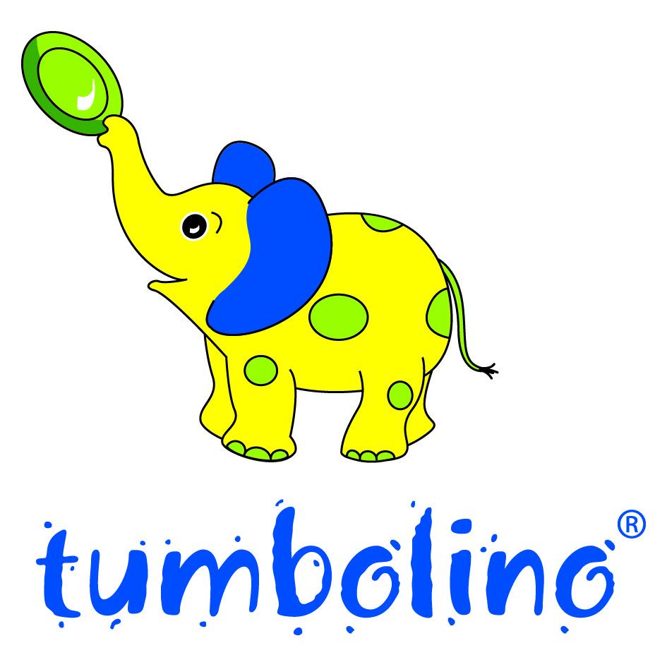 Tumbolino ist ein Mutter-Kind-Teller für gesundheitsbewusste Eltern: gleichzeitig Geschirr und Spielgerät.