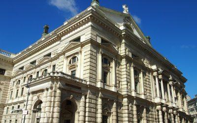 """Die Wiener Staatsoper wurde vor 150 Jahren als """"erstes Haus am Ring"""" eröffnet, Kursana widmet dem einen Geschichtsvortrag."""