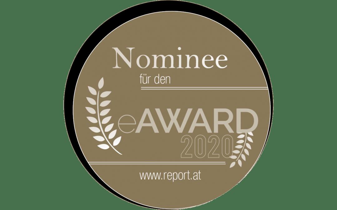 """E-plate von Dussmann Service ist für den eAward 2020 in der Kategorie """"Industrie 4.0"""" nominiert."""