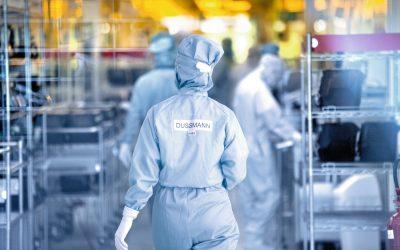Dussmann Service mit Rekordjahr 2019 und Kaltvernebelung gegen SARS-CoV-2