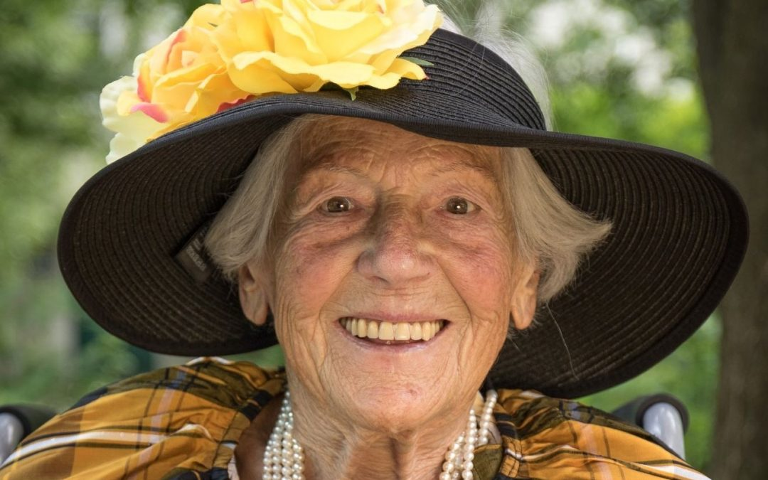 Kursana Bewohnerin feiert 100. Geburtstag