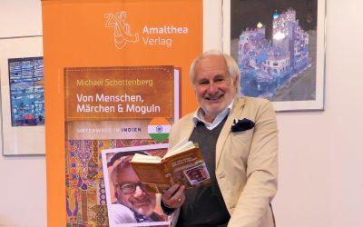 Michael Schottenberg liest bei Kursana