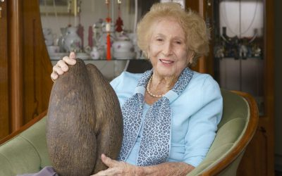 Maria Klebl feiert 100. Geburtstag