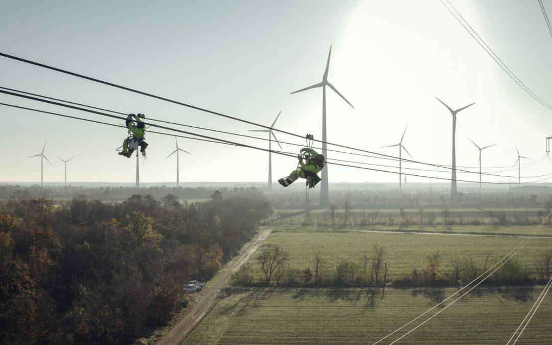 Dussmann im Einsatz für Austrian Power Grid